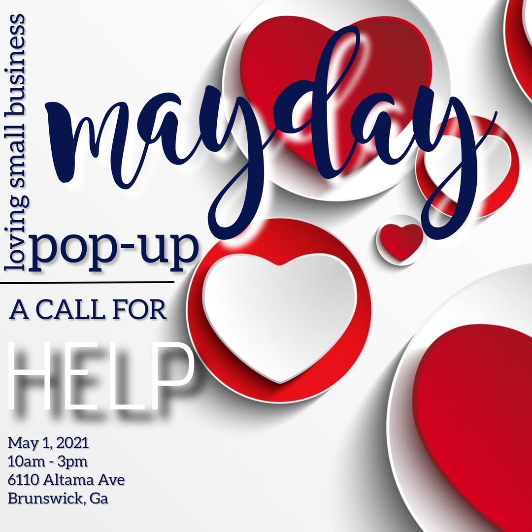 Loving Small Business Mayday Pop-Up (Gia)