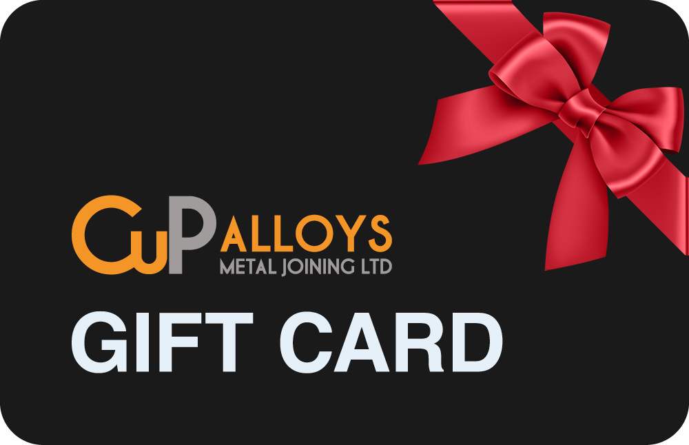 CuP Alloys Gift Card