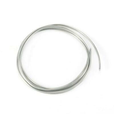 1 Metre 455 Silver Solder Wire 0.7mm dia