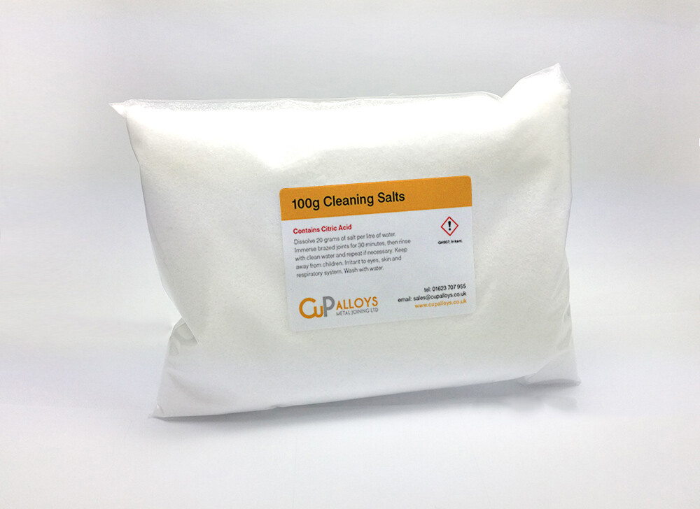 Cleaning Salts 100g