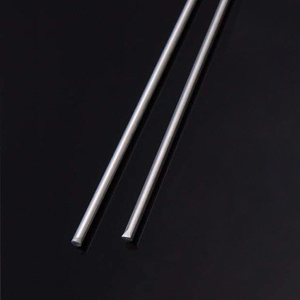438 Silver Solder Rod 2.0mm dia x 500mm (2 Rod Pack)