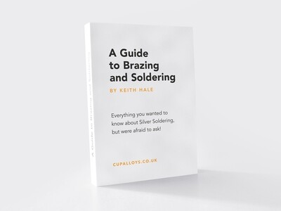 A Guide To Brazing And Soldering by Keith Hale