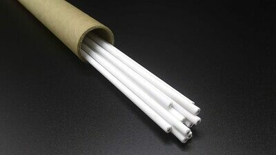 455F Silver Solder Fluxed Rod 1.5mm dia (5 Rod Pack)