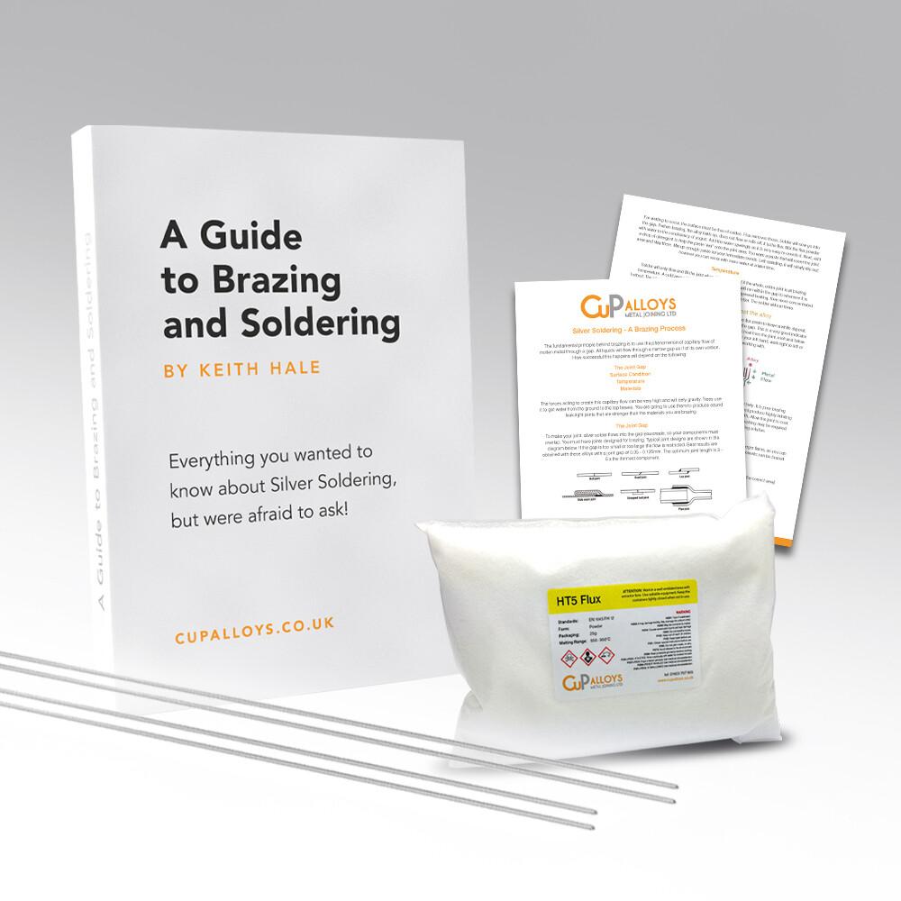 HT5 Starter Pack + Brazing Handbook