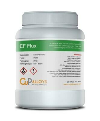 EF Flux Paste 250g