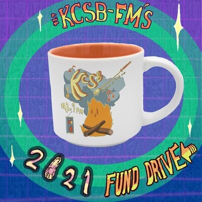 KCSB Mug