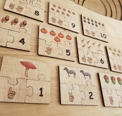 Counting Numbers Puzzle