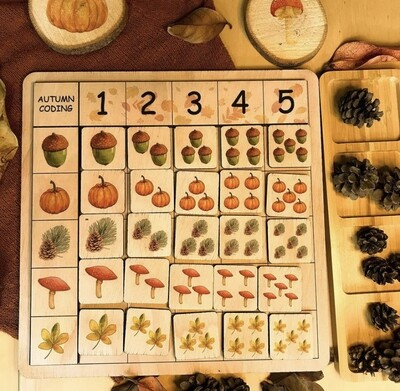 Autumn Coding Game