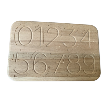 Number Tracing Board-2