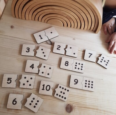 Number Matching Puzzle