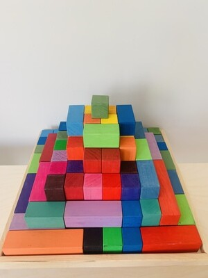 X-Large Stepped Pyramid (Shipping FREE)