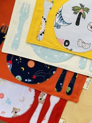 Placemat for kids- FREE SHIPPING