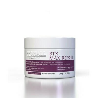 Prohall Botox Max Repair Organic Hair Treatment 300g/10.5fl.oz