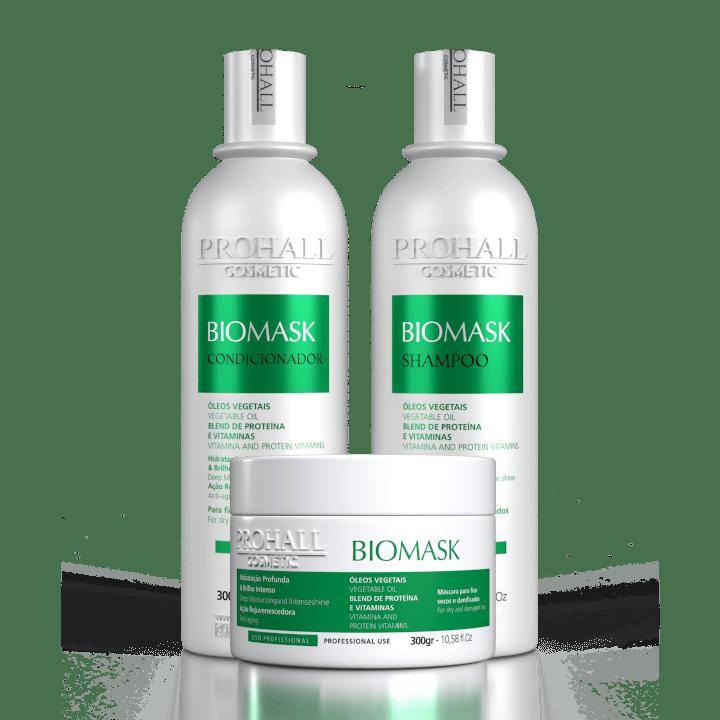 Prohall Biomask Mask 10oz Hydrating Kit