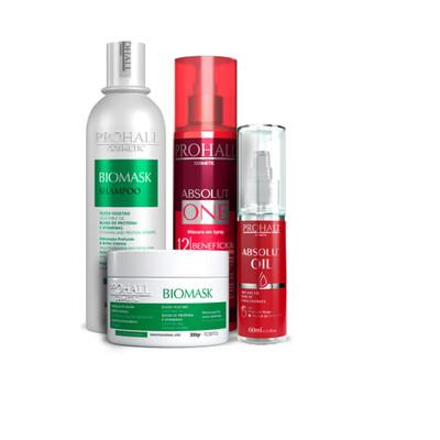 Prohall Hair Mirroring Chronogram Kit
