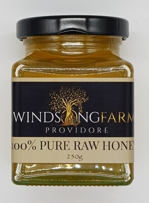 Honey 100% Pure Raw 250g Mixed Floral