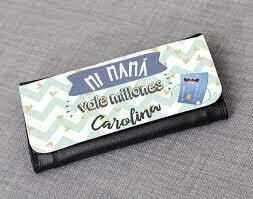 Billetera Dama Premium Simil Cuero