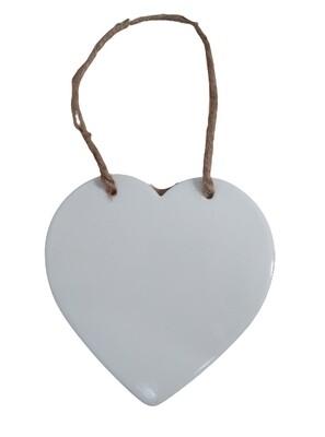 Azulejo Corazón colgante Personalizado