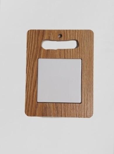 Azulejo con marco cuadrado personalizado