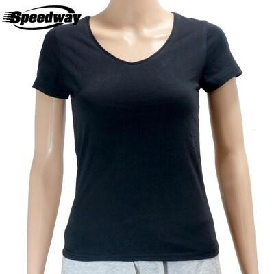 Camiseta Dama Sw Urban Cuello V