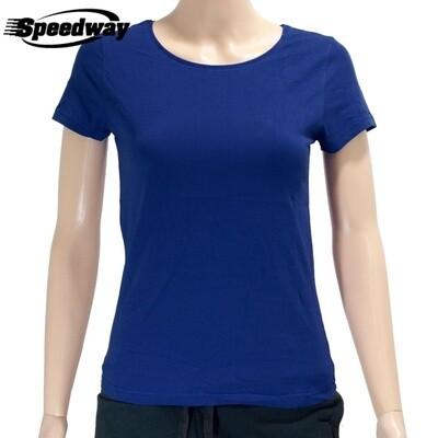 Camiseta Dama Sw Urban Cuello U