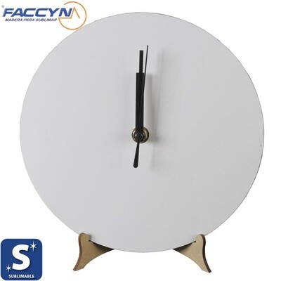 Reloj en MDF Personalizado
