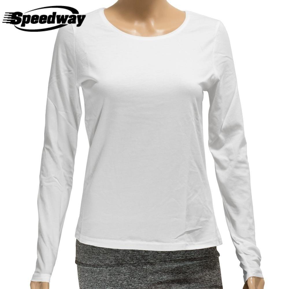 Camiseta Dama Sw Urban Cuello U M/Larga