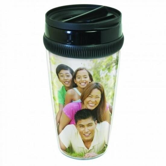 Vaso Plástico para Viaje 350ml