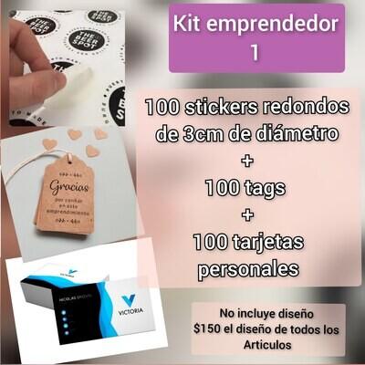 Kit emprendedor Nº1