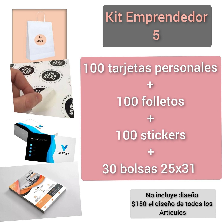 Kit emprendedor Nº5
