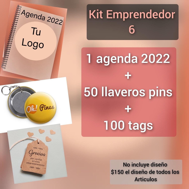 Kit emprendedor Nº6