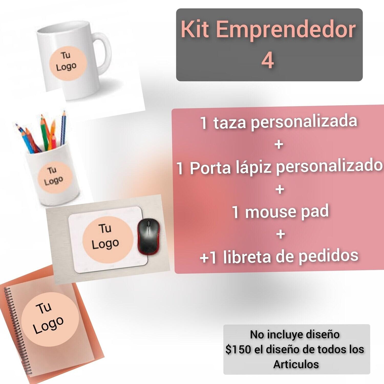 Kit emprendedor Nº4