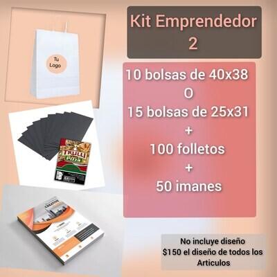 Kit emprendedor Nº2