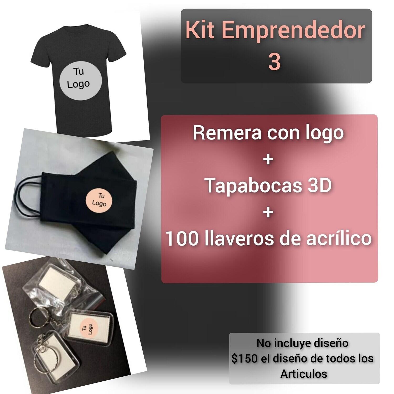 Kit emprendedor Nº3