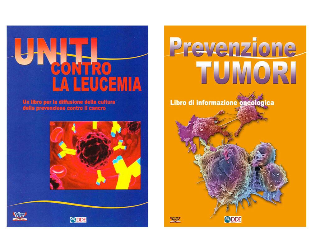 PROMOZIONE LIBRI: LEUCEMIA + TUMORI