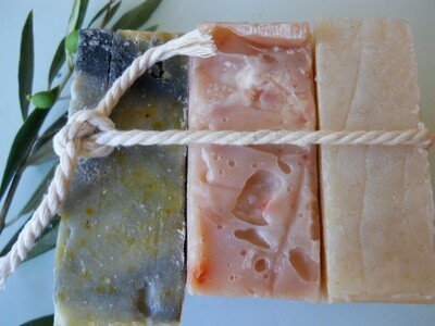 Gift Pack of 3 Soaps