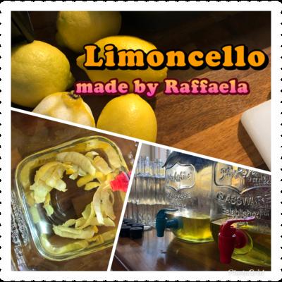 Limoncello hausgemacht 0,25 Liter