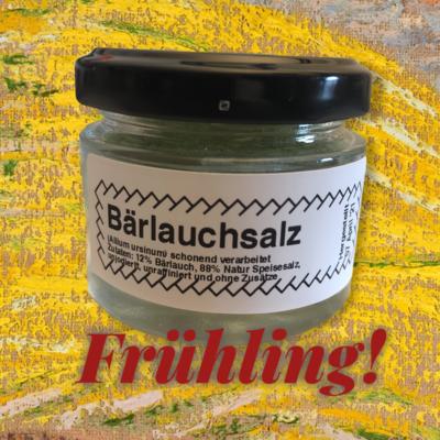 Bärlauch Salz 50g