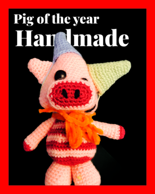 Pig of the year 2021