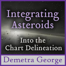 Integrating Asteroids Into the Chart Delineation