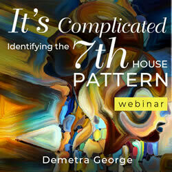 It's Complicated – Identifying the Seventh House Pattern