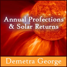 Annual Profections and the Solar Return Chart
