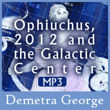 Ophiucus and the Galactic Center