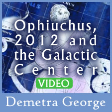 Ophiucus and the Galactic Center (video)
