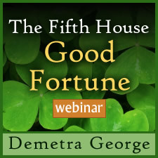 Webinar: The Fifth House - Good Fortune