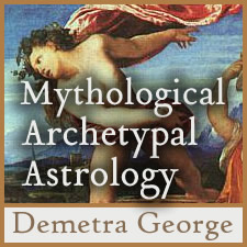 Mythology & Archetypal Astrology
