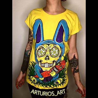 Женская футболка neonstyle /women's T-shirt