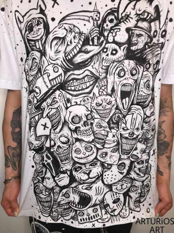 Talking Heads | White T-shirt