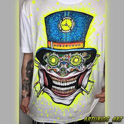 Happy doctor | XL men's t_shirt