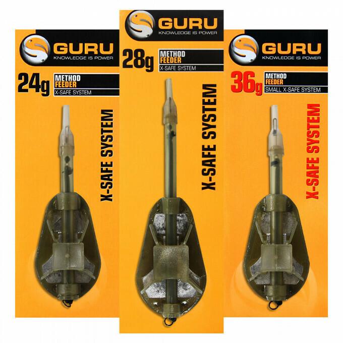 GURU X-Safe Method Feeder 24g